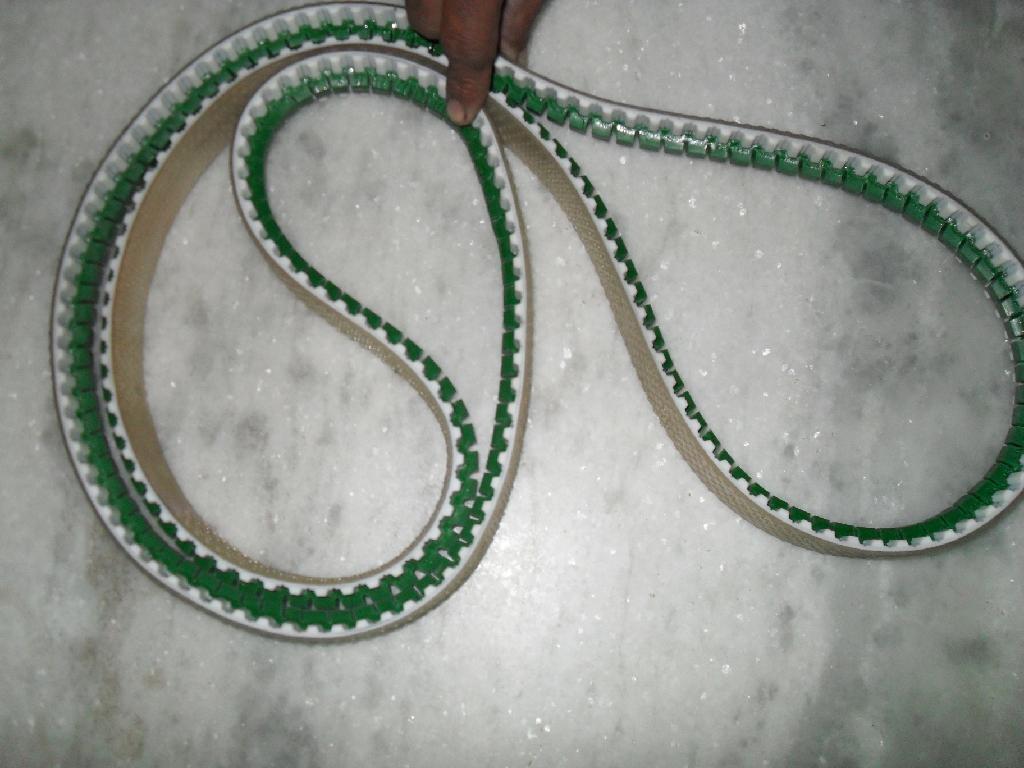 Pu Timing Belt Tim 02 Polytrans India Manufacturer Polyurethane 1