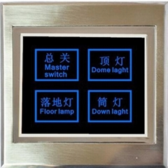 Hotel touch switch