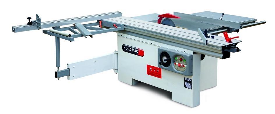 Precision Sliding Table Panel Saw K16 Xintai China