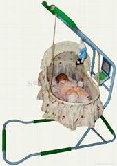儿童室内音乐单杠婴幼儿摇篮架