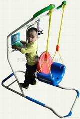 儿童室内音乐单杠游乐设施