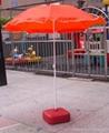 太陽傘廣告活動宣傳傘 2
