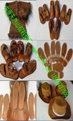 供应 时尚棕鞋垫