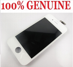 WHITE i Phone 4 4G LCD + Touch Screen Full Front