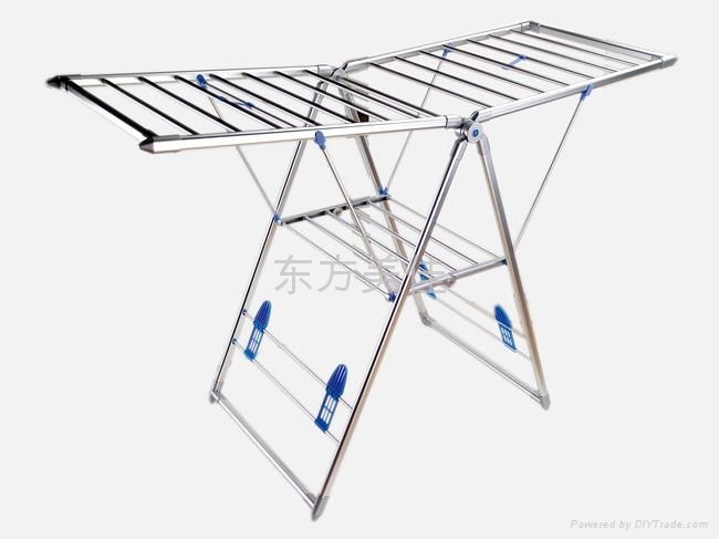 butterfly type floor clothes drying rack - dfmj-601 - Eastbelle ...