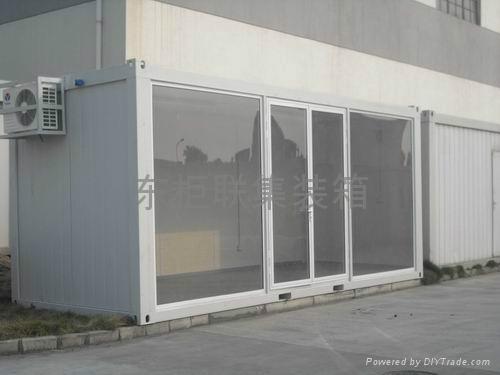 上海集裝箱展示櫃 2