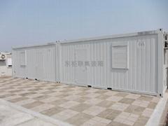 上海活動房組合箱