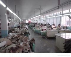 Wenzhou Lusheng Garment Co.,Ltd