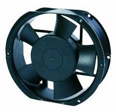 供应圣之荣品牌风扇17251楕圆型散热风扇