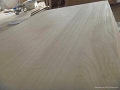 paulownia edge glued panels, paulownia lamination boards
