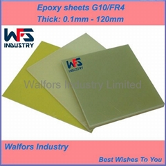 Epoxy phenolic glass cloth laminated sheet  G10, G11