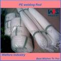 ABS / PVC / PP / PE welding rod