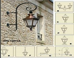 modern design wall light led light incandicent light flood light LED