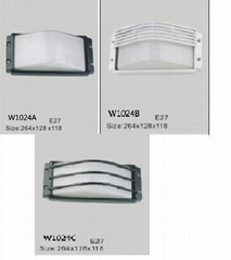 waterproof outdoor wall lighting,glass diffuser,IP54