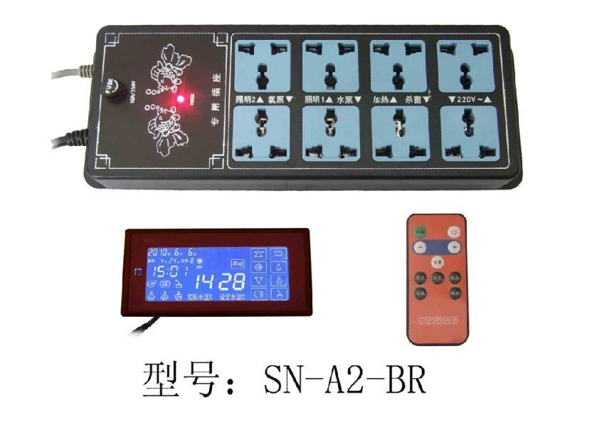 鱼缸控制器触屏水族箱控制器 1
