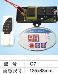 厂家供应储水式电热水器控制器