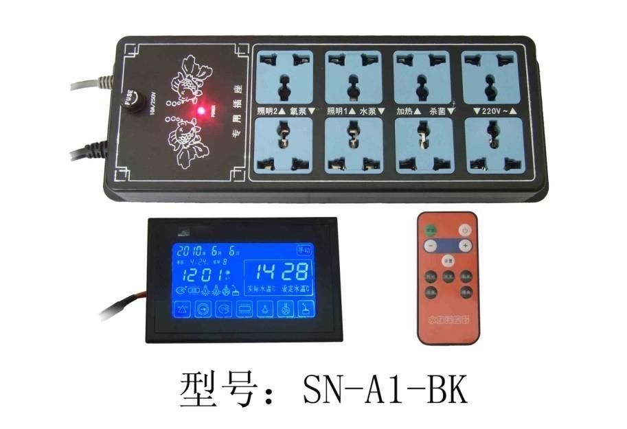 鱼缸控制器触屏水族箱控制器 2