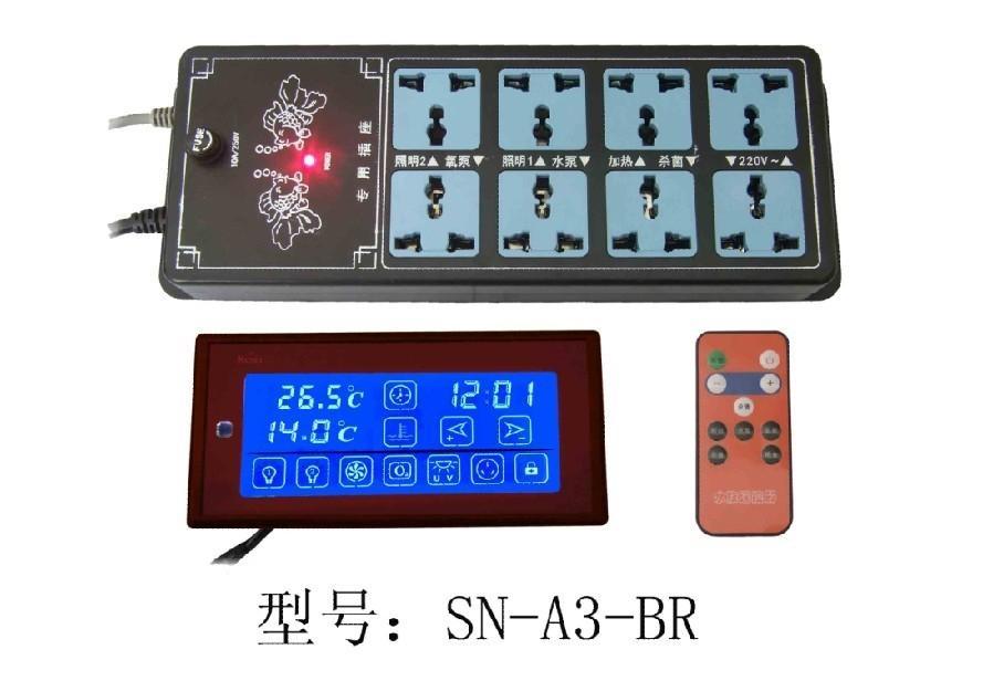 鱼缸控制器触屏水族箱控制器 3