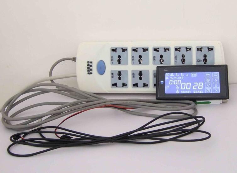 厂家直销停电记忆功能水族鱼缸控制器 3
