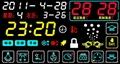 鱼缸控制器触屏水族箱控制器 5