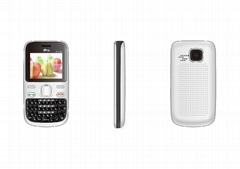 QWERTY dual sim mobile phone