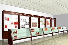 北京煙酒展櫃