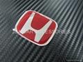 Honda car emblem for tuning or decoration 2