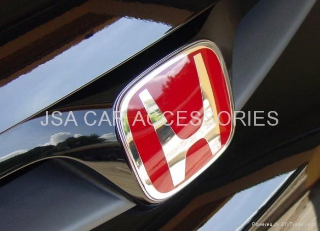 Honda car emblem for tuning or decoration 4