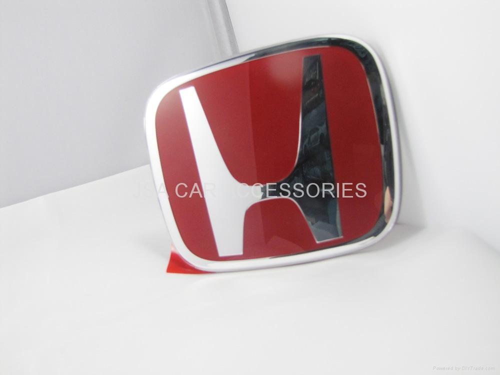 Honda car emblem for tuning or decoration 5