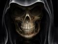 Dead Skull Car Hood Painting Vinyl