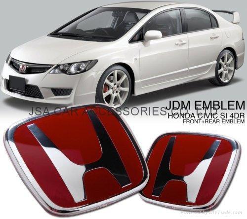 Genuine Honda car logo emblem 1