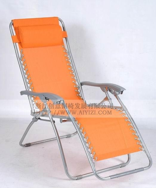 Chaise longue chair cy 001 chuangyi china for Chaise longue textilene