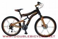 mountain bikes/MTB/down hill bicycle