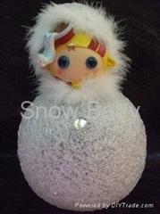 The 12 Horoscop Snow Baby