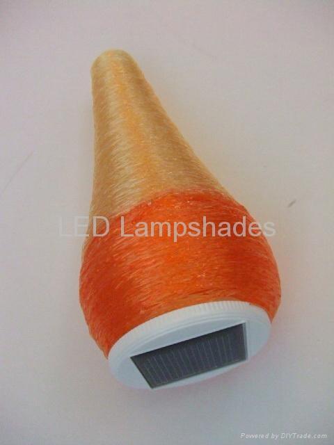 特殊立体LED光纤画作 2