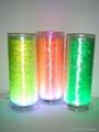 特殊立体LED光纤画作 5