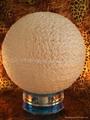光纖繞絲圓球燈 3