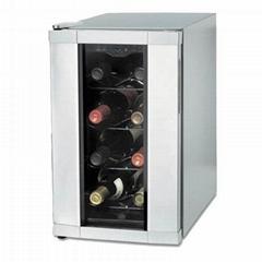 圣托8瓶装电子酒柜 STH-D