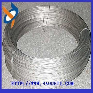 TI-6Al-4VELI Titanium Wire in Coils  2