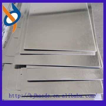 ASTM B265 Titanium Plate 1