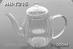 Glass Teapot HR-T215 900ML