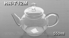 Glass Teapot HR-T12M 550ML