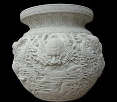 供应景德镇雕刻收藏瓷