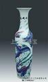 景德鎮陶瓷落地大花瓶