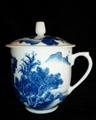 景德鎮陶瓷紀念茶杯 1