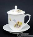 景德鎮陶瓷紀念茶杯 5