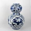 景德鎮青花瓷擺件花瓶