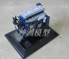 无锡机械模型