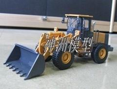 装载机模型