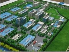 无锡厂房模型